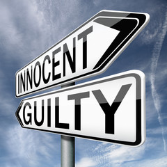 innocent guilty