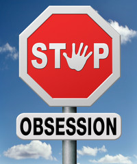stop obsession