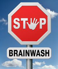 stop brainwash