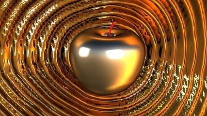 Power Platinum Apple Ripple Shockwave Gold