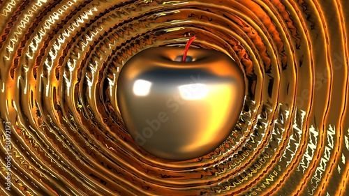 Power Platinum Apple Ripple Shockwave Gold
