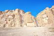 Tombs of  Achaemenid king at Naqsh-i Rustam in Iran