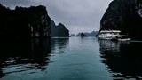 Cruise through Halong Bay in Vietnam - time lapse