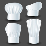 Chef hat set