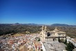 Town rooftops and church, Olvera, Spain © Arena Photo UK