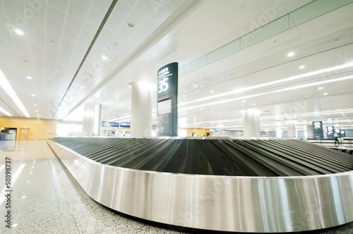 baggage claim - 50398737
