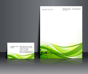 Business style templates design, Vector illustration.