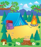 Camp theme image 1