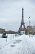 Fototapeten,paris,turm,eiffelturm,schnee