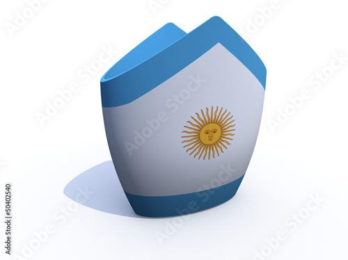 Argentine Pope hat