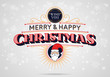 Merry and Happy Christmas