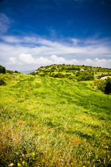 Amazing Cyprus landscape
