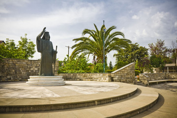 Panayia village in Cyprus place where Makarios III was born