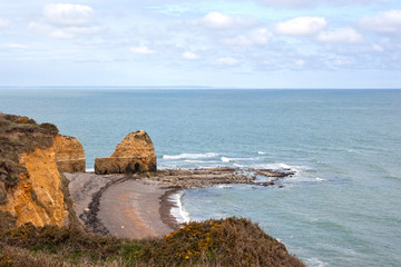 D-Day beaches of Normandy, France
