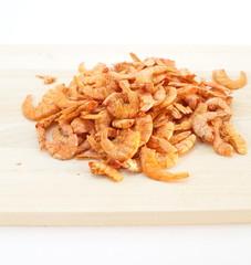 Small dry shrimp