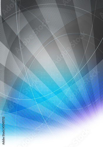 abstract lined graphics