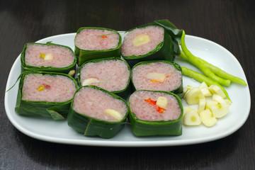 Vietnam  Food ( pork with goose)