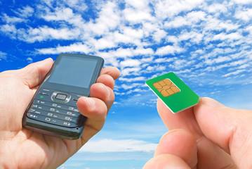 Service repair cell phones.