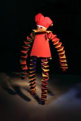 Hexentreppen-Clown