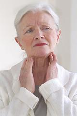 Ganglions douloureux & Mal de gorge