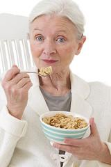Petit déjeuner - Pétales de céréales