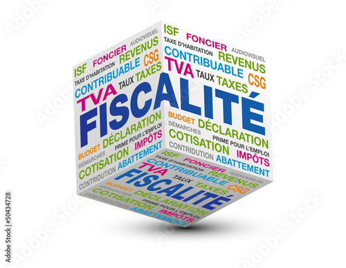 CUBE 3D FISCALITE