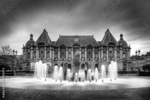Pałac Sztuk Pięknych - Lille - Francja