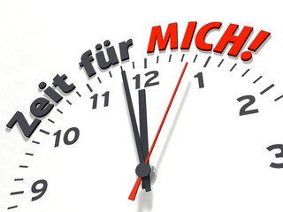 Uhrenserie: Zeit für MICH!
