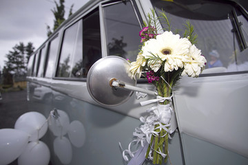 Wedding van