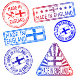 Made In England Stamps