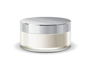 Jar Of Powder Light