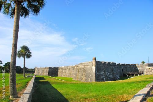 fort de Saint-Augustine, Floride