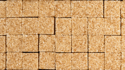 cane sugar in blocks