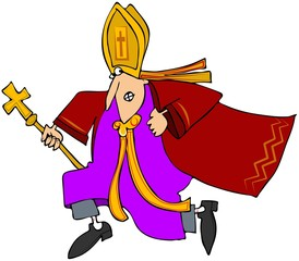 Running Pope
