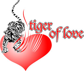 Tigre of love
