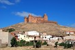 Town and castle, La Calahorra, Andalusia © Arena Photo UK