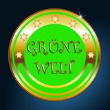 Greengoldbutton gruene Welt