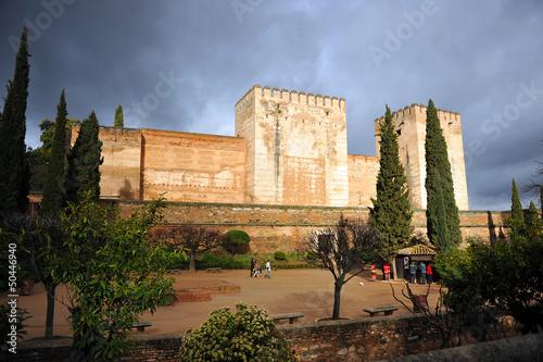 Alcazaba de la Alhambra de Granada