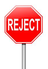 Reject concept.
