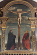 Verona -  Crucifxion in San Bernardino church