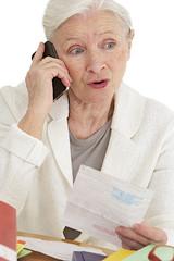 Consommatrice - Réclamation téléphonique