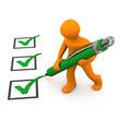 Green Checklist Manikin
