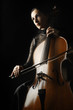 Cello cellist player classical musician