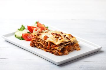 italienische Lasagne