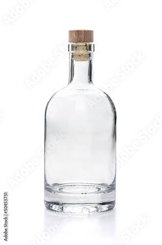 leere Spirituosenflasche - 50453751