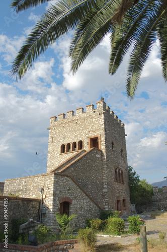 Castle-Museum Of Butrint, Albania