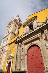 Cartagena, Cathedral churche