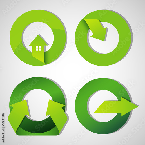 arrow icons and symbols. design elements