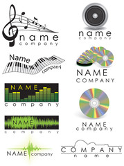 music - sound logo