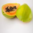 papaya halbiert 2